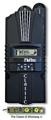 Classic 150V MPPT Charge Controller: click to enlarge