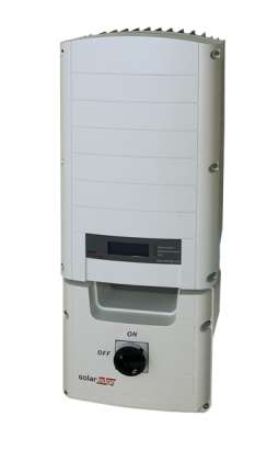 Solar Edge 10kW Grid Tie Inverter: click to enlarge